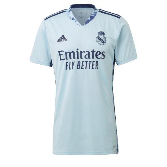 adidas Real Madrid Keepersshirt Thuis 2020-2021 Blauw