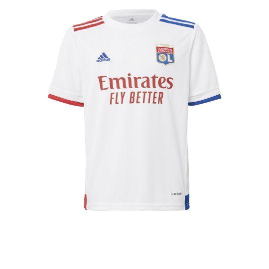 adidas Olympique Lyonnais Thuisshirt 2020-2021 Kids