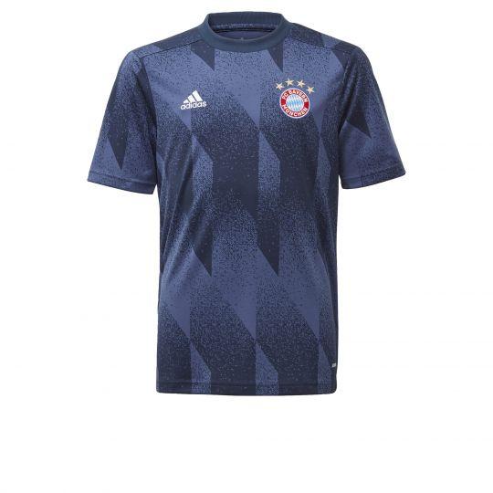 adidas FC Bayern München Pre-Match Voetbalshirt Kids