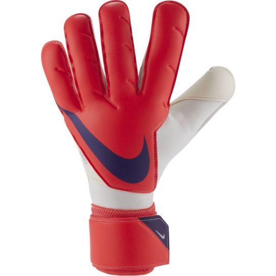 Nike Grip 3 Keepershandschoenen Rood Donkerblauw Wit