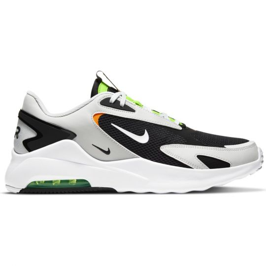 Nike Air Max Bolt Sneakers Wit Zwart Groen