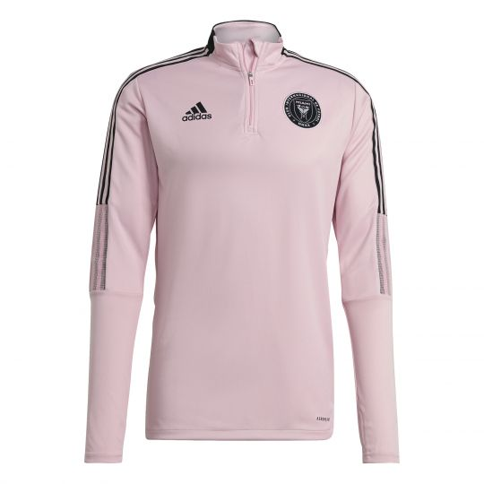 adidas Inter Miami CF Trainingstrui 2021-2022 Roze Zwart
