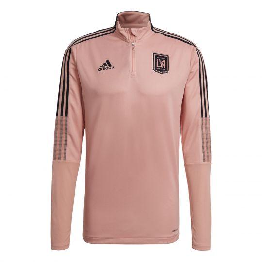 adidas Los Angeles FC Trainingstrui 2021-2022 Roze Zwart