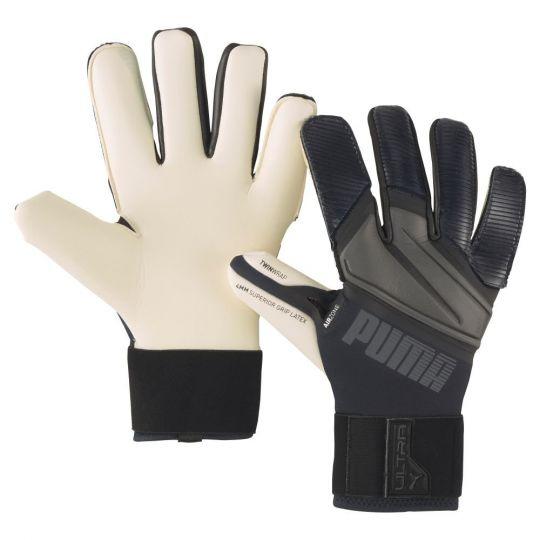 PUMA ULTRA Grip 1 Keepershandschoenen Hybrid Pro Zwart Wit