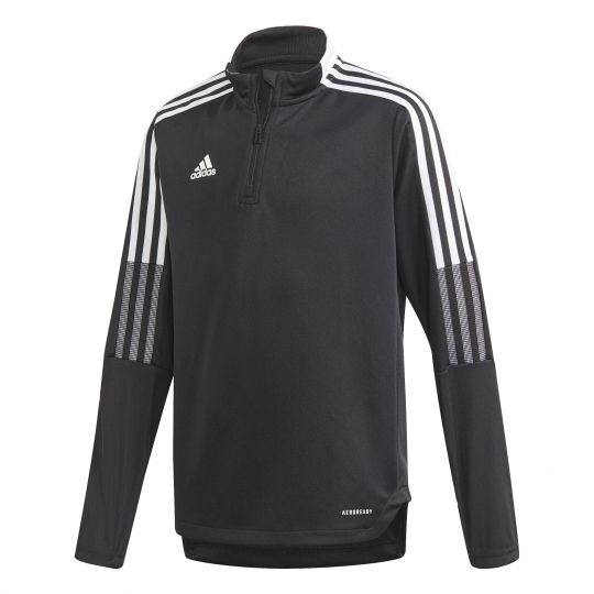adidas Tiro 21 Trainingstrui Kids Zwart