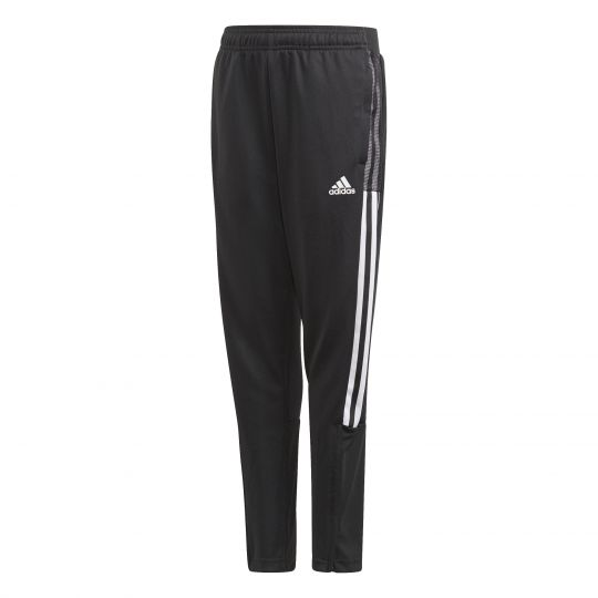 adidas Tiro 21 Trainingsbroek Kids Zwart Wit