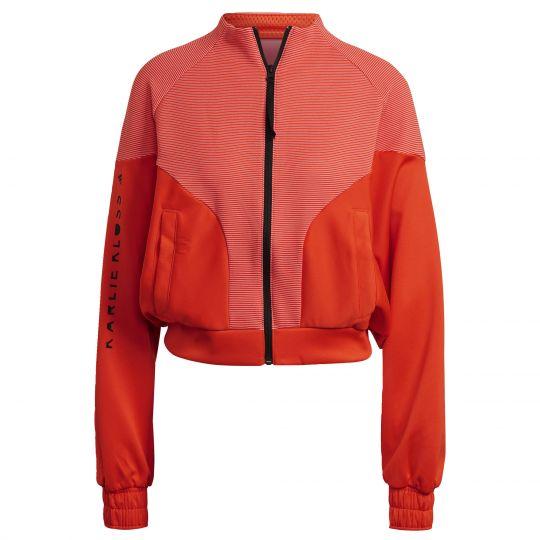 adidas Karlie Kloss Cover-Up Shirt Dames Oranje