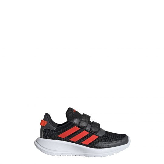 adidas Tensor Sneakers Kids Zwart Rood Wit