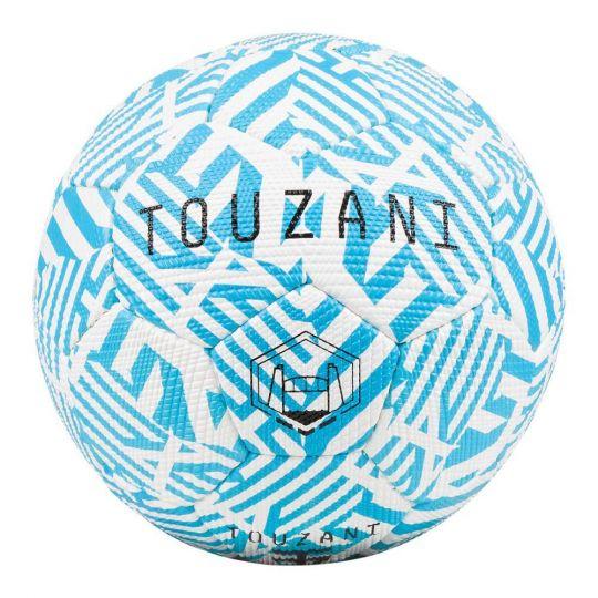 Touzani Straat Voetbal Replica Lichtblauw Wit