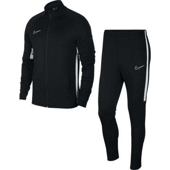 Nike Dry Academy Trainingspak Zwart Wit
