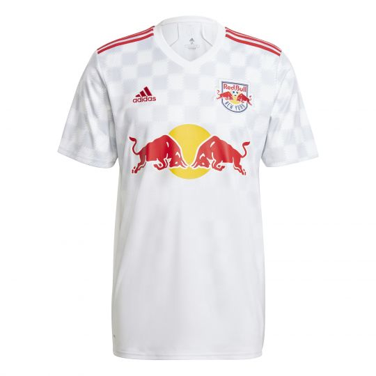 adidas New York Red Bulls Thuisshirt 2021-2022