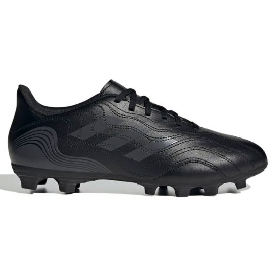adidas Copa Sense.4 Gras / Kunstgras Voetbalschoenen (FxG) Zwart Donkergrijs Zwart