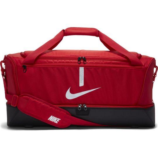 Nike Academy 21 Team Voetbaltas Large Schoenenvak Rood