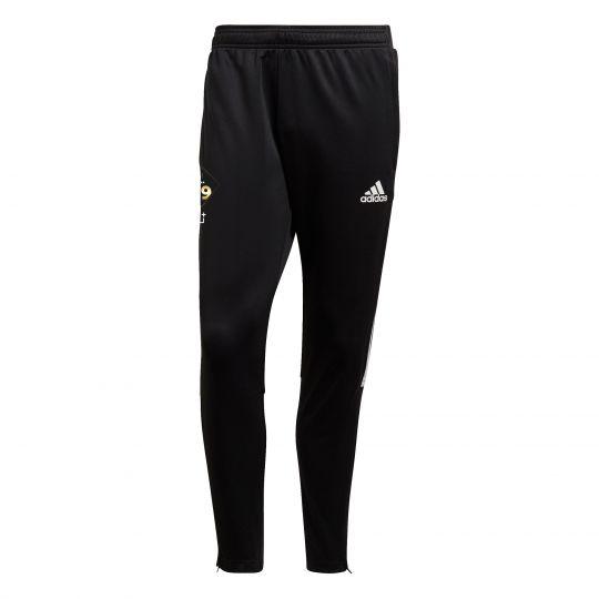 adidas Team 39 Trainingsbroek Zwart Wit