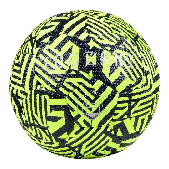 Touzani Straat Voetbal Maat 5 Felgroen Zwart