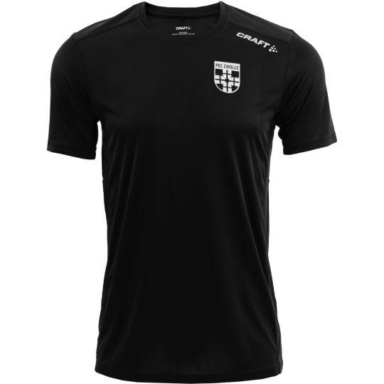 PEC Zwolle Sportshirt Zwart