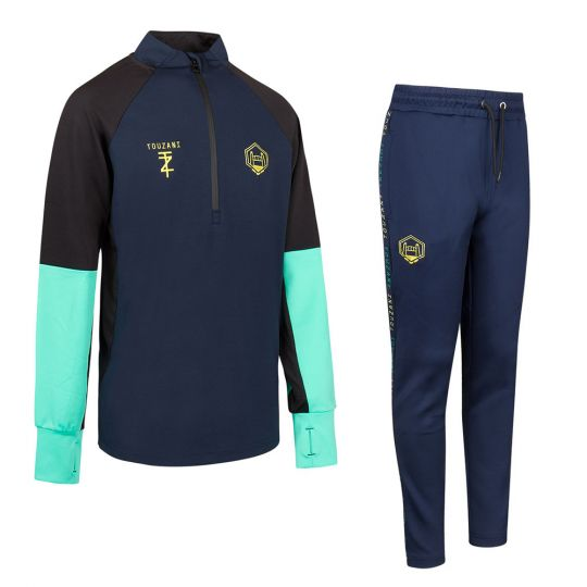 TOUZANI Shield Trainingspak Kids Navy Blazer
