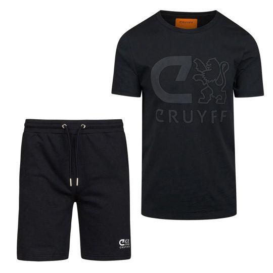 Cruyff Hernandez Zomerset Zwart Donkergrijs