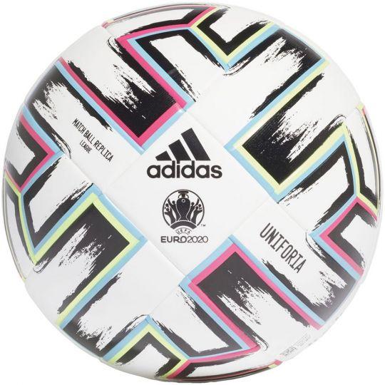 adidas UNIFORIA League Voetbal Wit Zwart