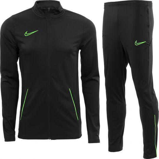 Nike Dri-FIT Academy 21 Trainingspak Vrouwen Zwart Groen