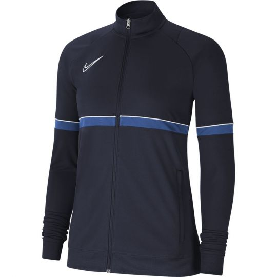 Nike Academy 21 Trainingsjack Dri-Fit Vrouwen Blauw