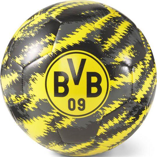 PUMA Borussia Dortmund Iconic Big Cat Voetbal Zwart