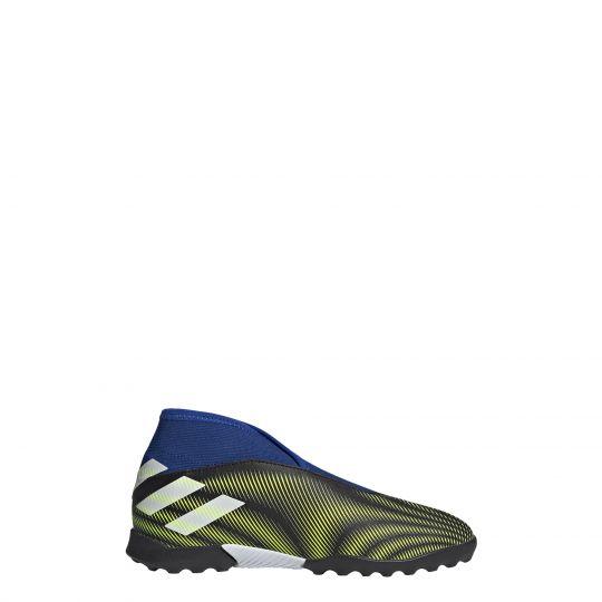 adidas Nemeziz.3 LL Turf Voetbalschoenen (TF) Kids Blauw Geel Zwart