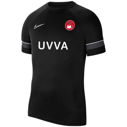 UVVA Trainingsshirt Trainers Zwart