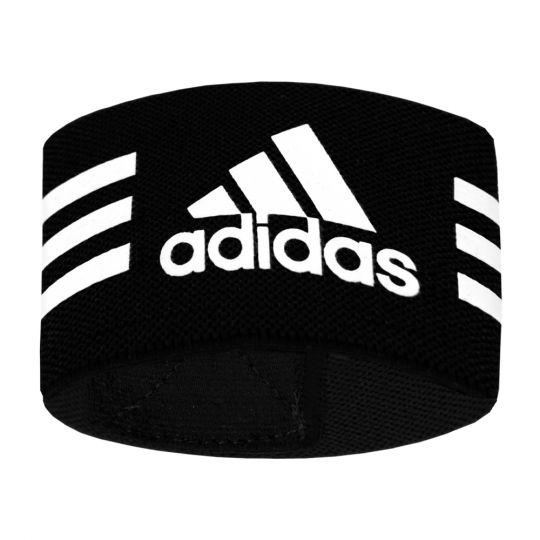 adidas Sokstoppers Logo Zwart Wit