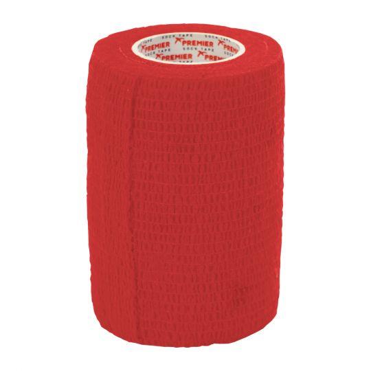 Premier Pro-Wrap Sokkentape 7.5cm Rood