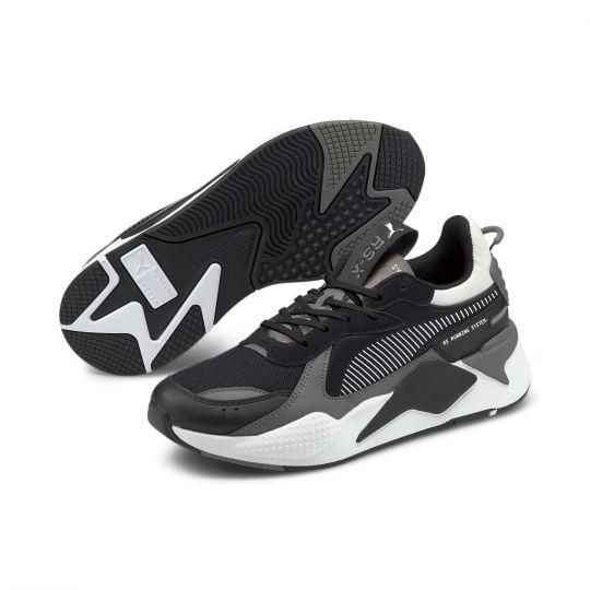 PUMA RS-X Mix Sneaker Puma Zwart Grijs
