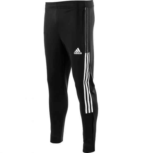 adidas Tiro 21 Trainingsbroek Zwart Wit