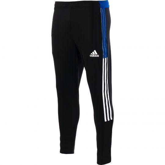 adidas Tiro 21 Track Trainingsbroek Zwart Blauw