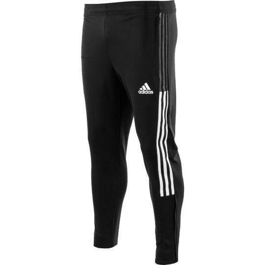 adidas Tiro 21 Track Trainingsbroek Kids Zwart Wit
