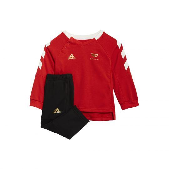 adidas Salah Football-Inspired Joggingpak Peuters Rood