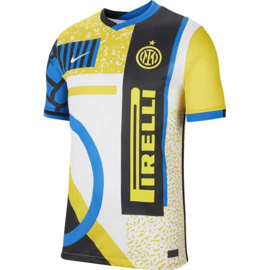 Nike Inter Milan 4th Voetbalshirt 2020-2021