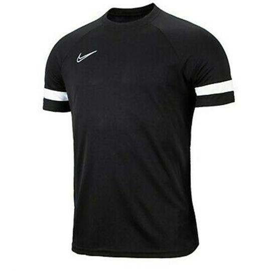 Nike Academy 21 Trainingsshirt Dri-FIT Zwart