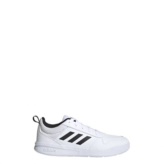 adidas Tensaur Sneakers Kids Wit Zwart