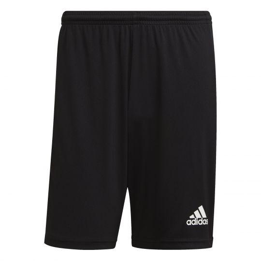 adidas Squadra 21 Voetbalbroekje Zwart Wit