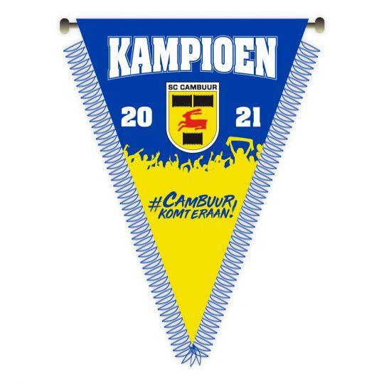 SC Cambuur Kampioenspuntvaan 2020-2021