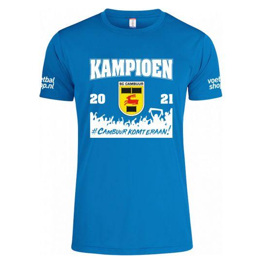 SC Cambuur Kampioensshirt 2020-2021