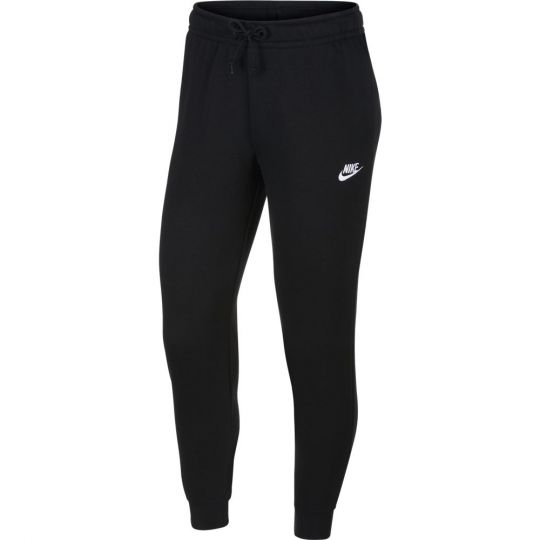 Nike Sportswear Essential Joggingbroek Vrouwen Zwart Wit