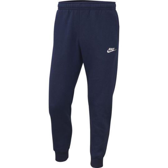 Nike Sportswear Club Fleece Joggingbroek Donkerblauw Wit