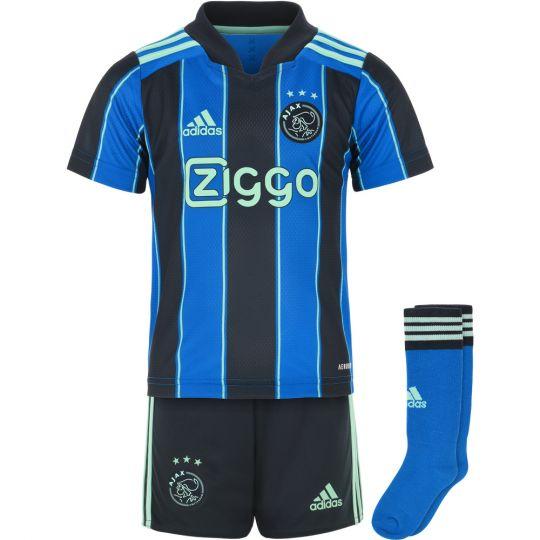 adidas Ajax Uit Minikit 2021-2022 Kids