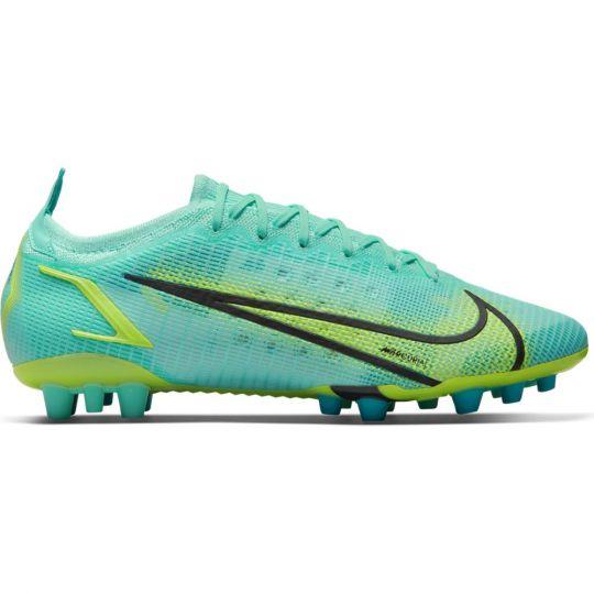 Nike Mercurial Vapor 14 Elite Kunstgras Voetbalschoenen (AG) Turquoise Lime