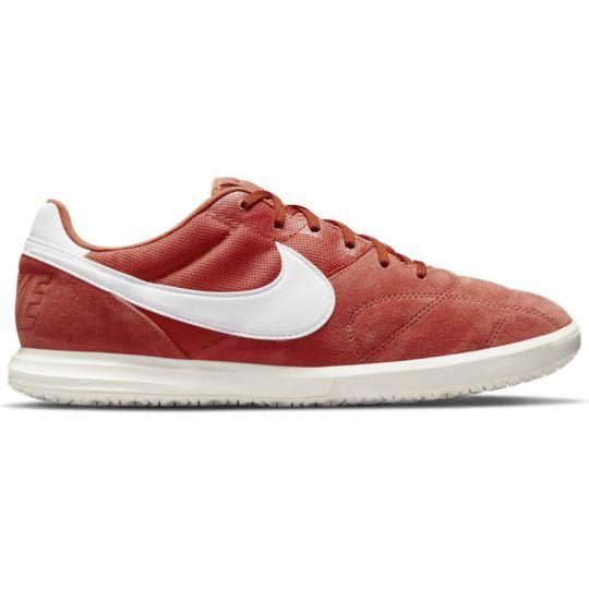 Nike Premier II Sala Zaalvoetbalschoenen Oranje Wit