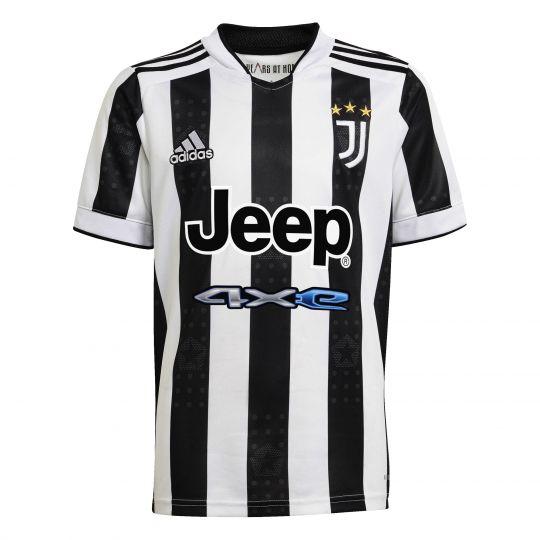 adidas Juventus Thuisshirt 2021-2022 Kids
