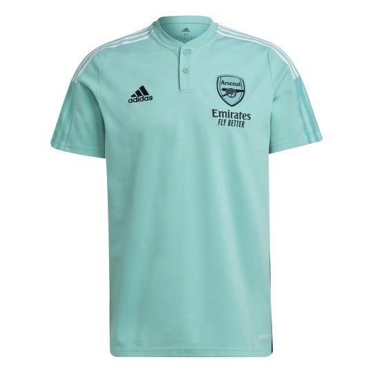 adidas Arsenal Polo 2021-2022 Mintgroen