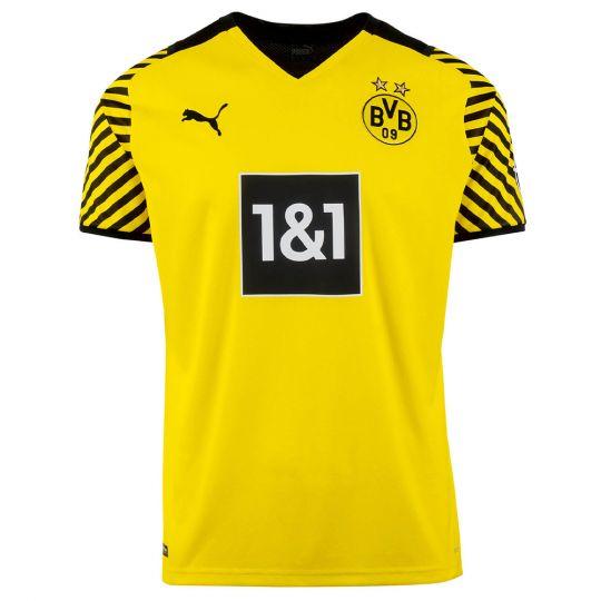 PUMA Borussia Dortmund Thuisshirt 2021-2022