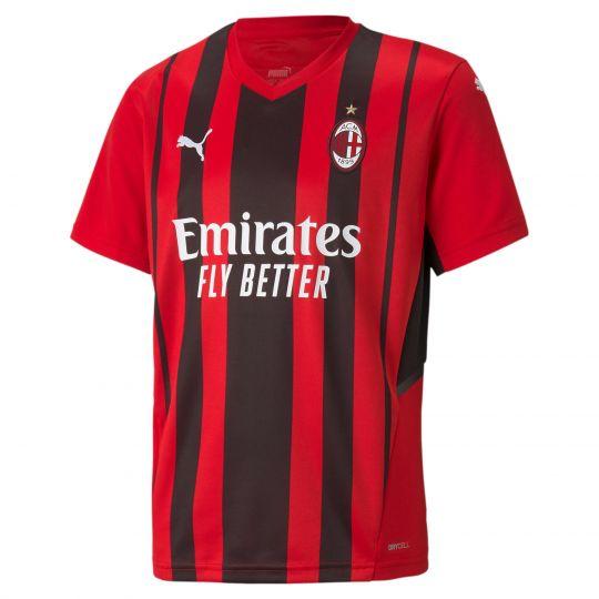 PUMA AC Milan Thuisshirt 2021-2022 Kids